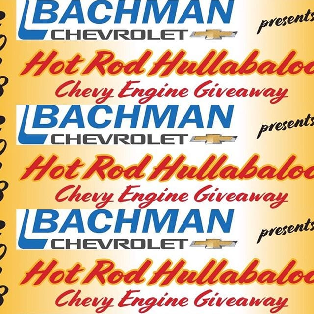 Bachman Chevrolet Louisville Kentucky >> Chevy 350 Engine Giveaway Raffle It's that time and the ...